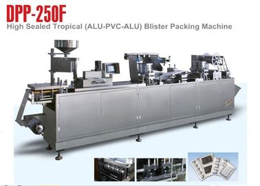 PVC AL یا AL AL ​​یا AL PVC AL Tropical Blister Packing Machine DPP-250F